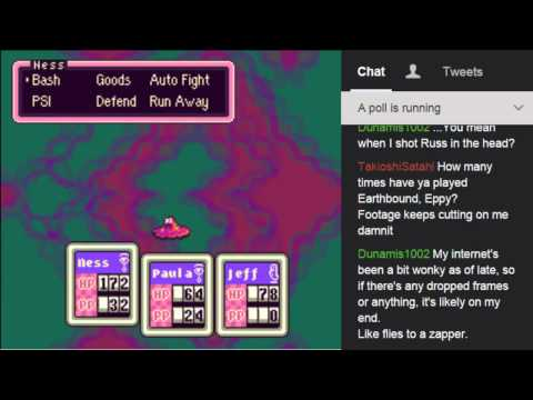 IHMM - Piracy Earthbound - Pt5