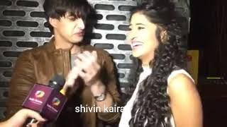 Exclusive video of Mohsin khan's celebration with girlfriend shivangi joshi