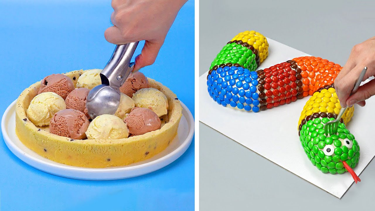 Top 10 Amazing Cakes Ideas Compilation | Quick & Easy Cake Decorating Tutorials For Everyone