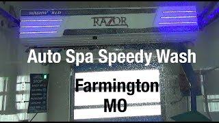 Washworld Razor Touch Free - Auto Spa Speedy Wash, Farmington MO