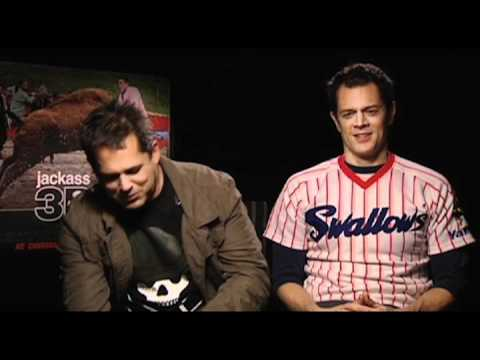 INTERVIEW: Johnny Knoxville And Jeff Tremaine