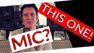 Recording a song with 1 mic (LCT 441 Flex Giveaway) - Warren Huart: Produce Like A Pro