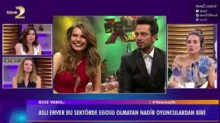 2. Sayfa: Murat Boz, Aslı Enver'e evlilik mi teklif etti?
