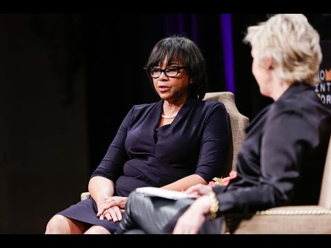 Cheryl Boone Isaacs: Angie Dickinson is