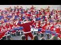 大阪桐蔭吹奏楽部 Xmas Swingin' コレクション より うめきたガーデン  OSAKA TOIN Symphonic Band