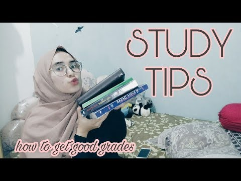 STUDY TIPS / HOW TO GET A !! ( INDONESIA )| Ashael