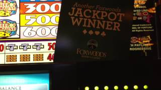 ***Jackpot*** $1 Wheel of Fortune-Handpay! :)
