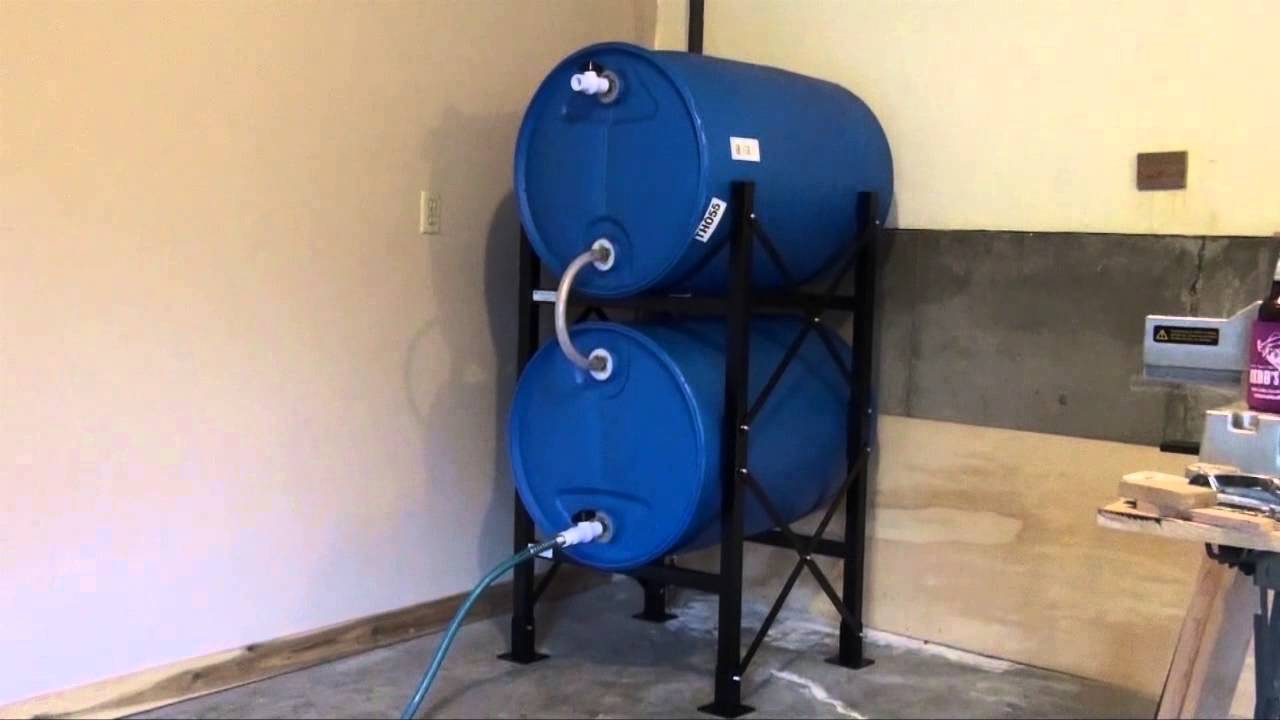 & Titan Ready Water Storage Setup u0026 Review - YouTube