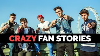 Crazy Janoskians Fan Stories