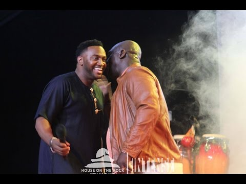 Jonathan Nelson, Sammie Okposo & D-Smart Live #INTENSE 2016
