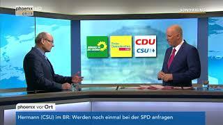 Prof. Emanuel Richter zum Abbruch der Sondierungsgespräche am 20.11.17