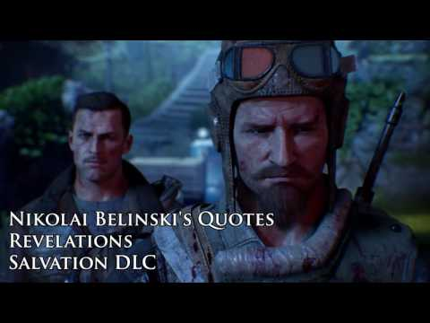 "Revelations - Nikolai Belinski's quotes / sound files (Black Ops III ""Salvation"" DLC)"