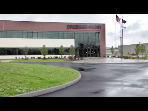 Dresser Rand Olean Technology Complex