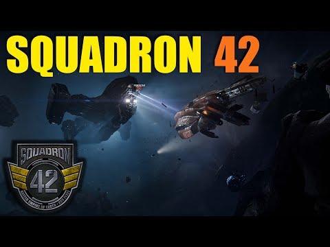 Squadron 42 : Nouvelles infos !