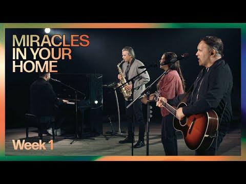 Miracles In Your Home | Matt Redman and Jentezen Franklin