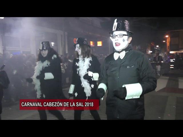Carnaval de Cabezón de la Sal 2018