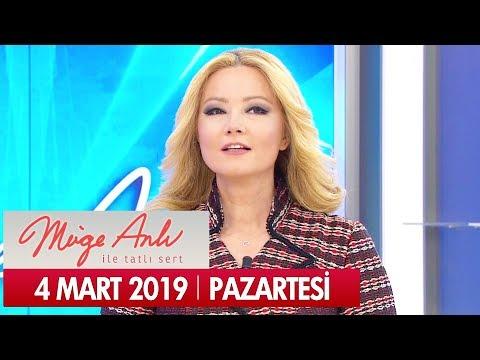 Müge Anlı ile Tatlı Sert 4 Mart 2019 Pazartesi - Tek Parça