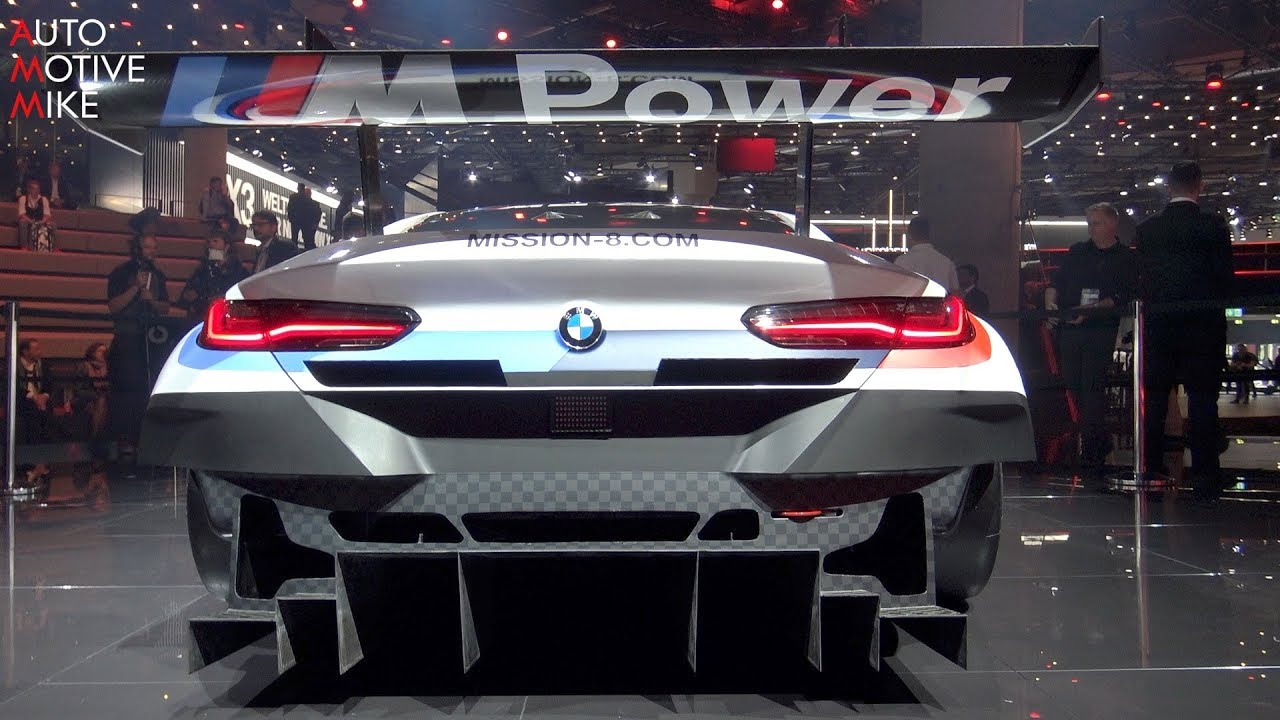 World Premiere Bmw M8 Gte Sound Iaa 2017 Youtube