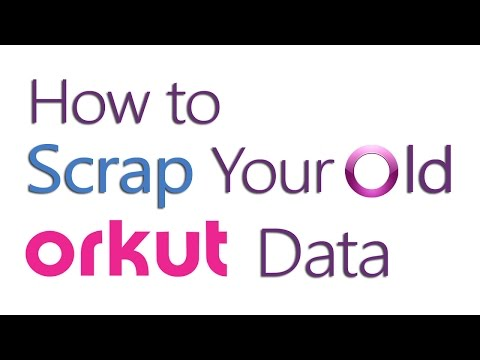 How To Download Your Orkut Data(Images,Scraps And Testimonials)