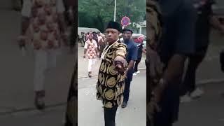 Biafra: German police intervene as Ndi Igbo turn on one another in Germany.