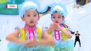(재롱발표회 추천 best 율동) 만두송 [4~5세]