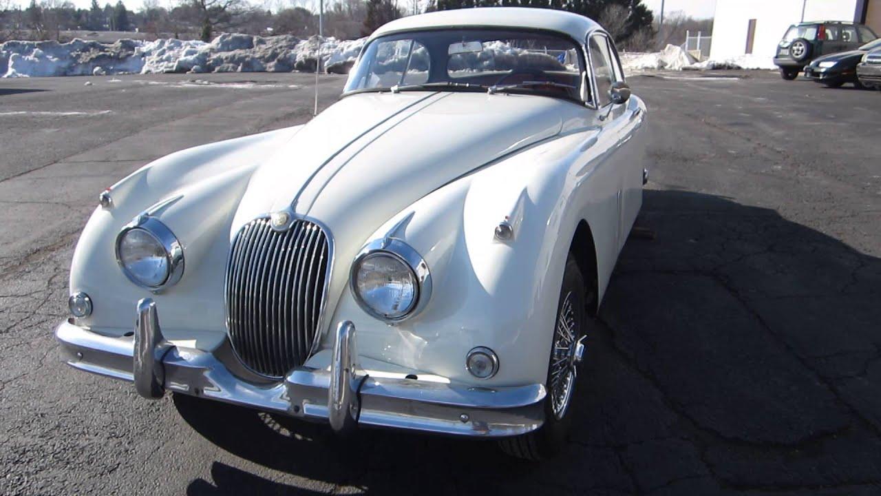 beautiful 1960 jaguar xk 150 ** sold !! - youtube