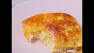 Рецепт омлета как в детском саду | Воздушный омлет в духовке