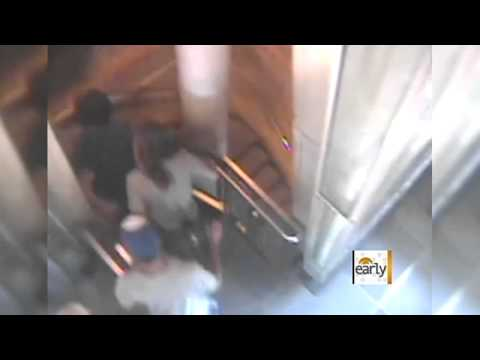 The Early Show - Wash. Monument vid shows moment quake struck