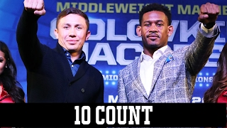 GGG vs Jacobs & Canelo vs Chavez - 10 Count