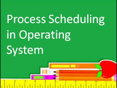 Programming Interview: Process Scheduling  in Operating System