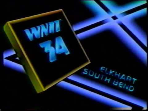 WNIT Doctor Who opening late 80s