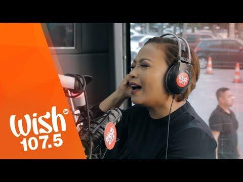 Jaya performs Hanggang Dito Na Lang  on Wish 1075 Bus