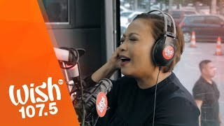 "Jaya performs ""Hanggang Dito Na Lang"" LIVE on Wish 107.5 Bus"