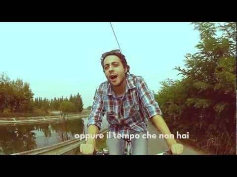 BIANCO / La solitudine perché c'è? feat. Tommi (Perturbazione) - KARAOKE version with lyrics