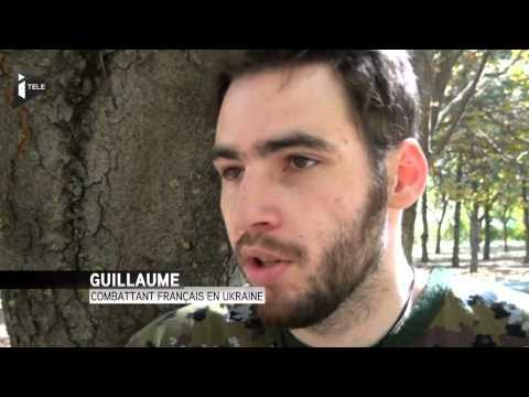 Des combattants français en Ukraine