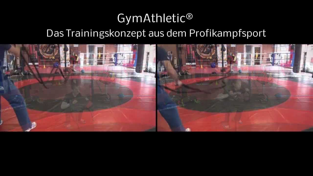 GymAthletic Trailer
