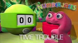 NUMBERJACKS | Time Trouble | S1E37