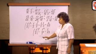 Математика 6 класс. УМНОЖЕНИЕ ОБЫКНОВЕННЫХ ДРОБЕЙ.