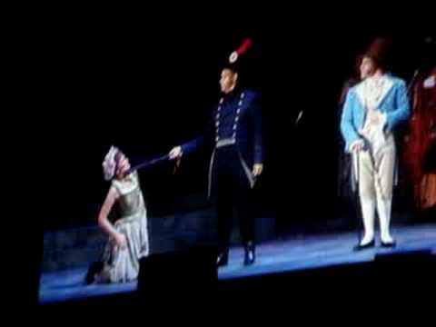 Les Miserables In Concert - Fantine's Arrest (H'wood Bowl Excerpt)