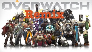 Overwatch Remix   All Games