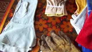 Сварочные перчатки. Обзор от сварщика.