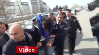 İzmir Adliyesi'nde Hareketli Dakikalar