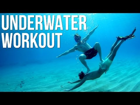 Thumbnail: HOW TO WORK OUT UNDERWATER!