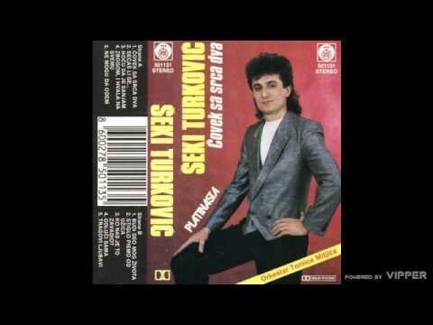 Seki Turkovic - Covek sa srca dva - (Audio 1989)