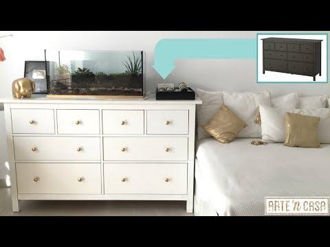 Como pintar tus muebles sin lijar decora y renueva doovi for Pintar muebles barnizados sin lijar