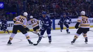 Boston Bruins vs Tampa Bay Lightning - March 17, 2018 | Game Highlights | NHL 2017/18