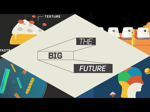 THE BIG FUTURE - A new animated series from The Verge (trailer)