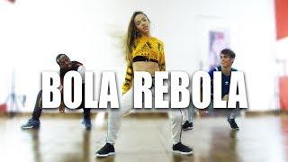 BOLA REBOLA - Tropkillaz, J Balvin, Anitta ft. MC Zaac Coreografo Tiago Montalti