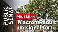 Midi Libre : « Rencontre Macron-Raoult : un signal fort »