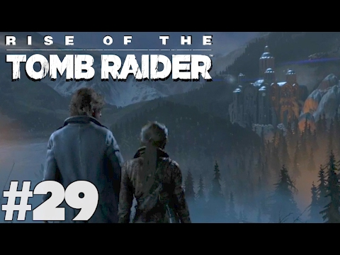 Rise of the Tomb Raider #29 - Physics Breaking Axe